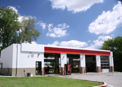 Jiffy Lube Reimage (rear) Chicago